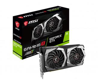 Видеокарта MSI GeForce GTX 1650 SUPER GAMING X