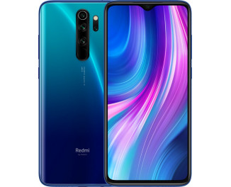 Смартфон Xiaomi Redmi Note 8 Pro 6/64Gb Blue |Global|