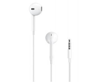 Наушники Apple EarPods with 3.5mm Headphone Plug (MNHF2)