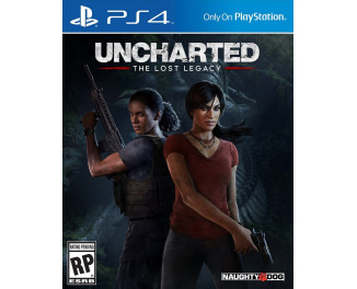 Игра для PS4  Uncharted: The Lost Legacy