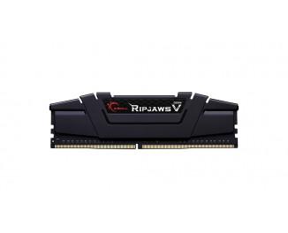Оперативная память DDR4 32 Gb (2666 MHz) G.SKILL Ripjaws V Black (F4-2666C18S-32GVK)
