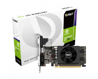 Видеокарта Palt GeForce GT 710 (NE5T7100HD06-2081F)