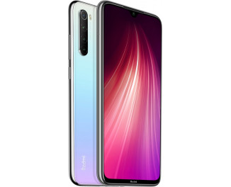 Смартфон Xiaomi Redmi Note 8T 4/128Gb Moonlight White |Global|