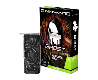 Видеокарта Gainward GeForce GTX 1660 SUPER Ghost OC (426018336-1396)