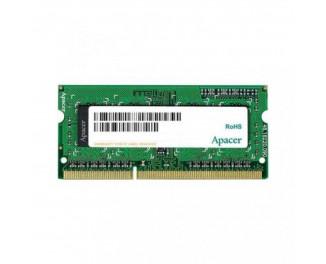 Память для ноутбука SO-DIMM DDR3 4 Gb (1333 MHz) Apacer (AS04GFA33C9TBGC)
