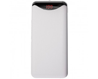 Портативный аккумулятор Baseus Gentleman Digital Display 10000 mAh (PPLN-02) /White