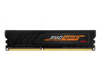 Оперативная память DDR4 8 Gb (3200 MHz) Geil EVO Spear (GSB48GB3200C16ASC)
