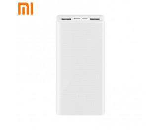 Портативный аккумулятор Xiaomi Mi Power Bank 3 20000mAh white (PLM18ZM | VXN4258CN)