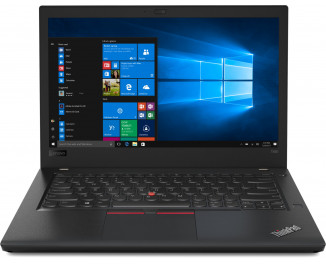 Ноутбук Lenovo ThinkPad T480 (20L6SD2B00) Black