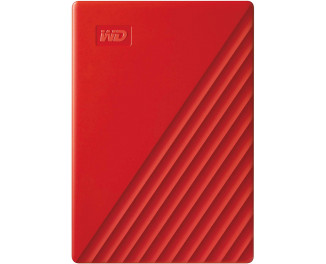 Внешний жесткий диск 2 TB WD My Passport Red (WDBYVG0020BRD)