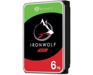 Жесткий диск 6 TB Seagate IronWolf (ST6000VN001)