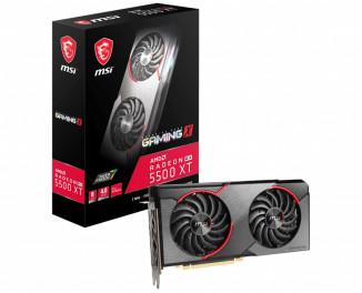 Видеокарта MSI Radeon RX 5500 XT GAMING X 8G