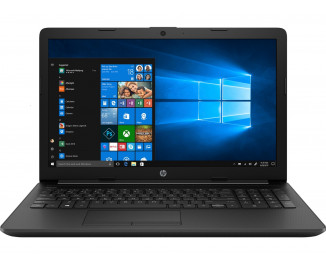 Ноутбук HP 15-db1107ur (7SD09EA) Black