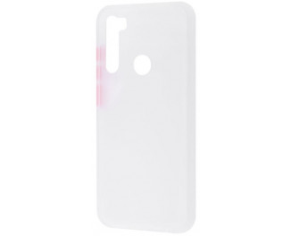 Чехол для смартфона Xiaomi Redmi Note 8T Matte Color Case / white