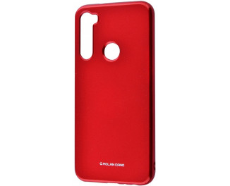 Чехол для смартфона Xiaomi Redmi Note 8T Molan Cano Glossy Jelly Case / bordo