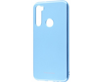 Чехол для смартфона Xiaomi Redmi Note 8T Molan Cano Glossy Jelly Case / blue