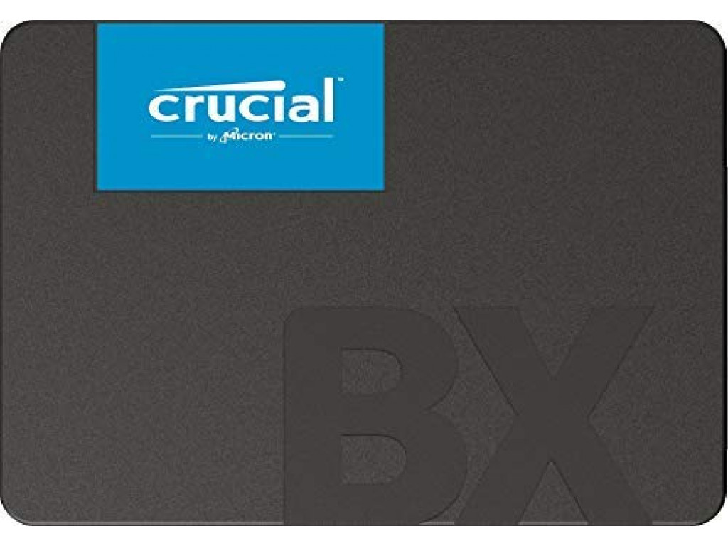 SSD накопитель 1 TB Crucial BX500 (CT1000BX500SSD1)