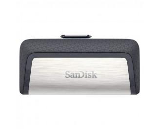 Флешка USB Type-C 256Gb SanDisk Ultra Dual Drive (SDDDC2-256G-G46)