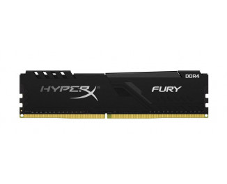 Оперативная память DDR4 8 Gb (3733 MHz) Kingston HyperX Fury Black (HX437C19FB3/8)