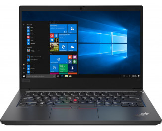 Ноутбук Lenovo ThinkPad E14 (20RA002RRT) Black