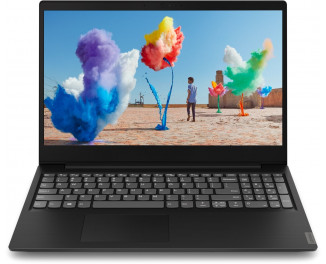 Ноутбук Lenovo IdeaPad S145-15IGM (81MX007NRA) Black