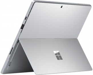 Планшет Microsoft Surface Pro 7 128 Gb Wi-Fi with Type Cover Black Platinum (QWT-00001)
