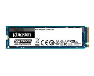 SSD накопитель 480Gb Kingston DC1000B (SEDC1000BM8/480G)