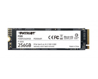 SSD накопитель 256Gb Patriot P300 (P300P256GM28)