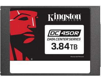 SSD накопитель 3.84 TB Kingston DC450R (SEDC450R/3840G)