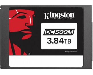 SSD накопитель 3.84 TB Kingston DC500M (SEDC500M/3840G)