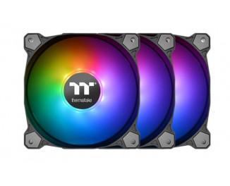 Кулер для корпуса Thermaltake Pure 12 ARGB Sync TT Premium Edition (3-Fan Pack) (CL-F079-PL12SW-A)