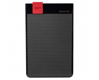 Внешний жесткий диск 4 TB Silicon Power Diamond D30 (SP040TBPHDD3LS3K)
