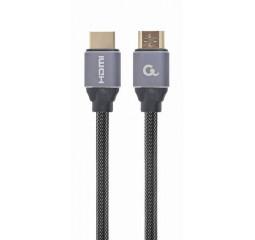 Кабель HDMI > HDMI v 2.0 CCBP-HDMI-2M)  2.0 m /Black