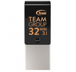Флешка USB Type-C 32Gb Team M181 Black (TM181332GB01)
