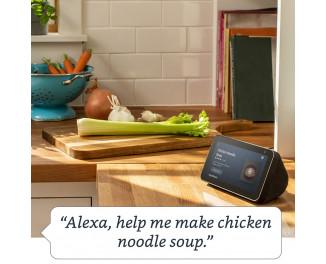 Умный дисплей Amazon Echo Show 5 с голосовым ассистентом Amazon Alexa Charcoal