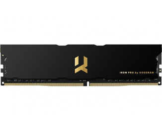 Оперативная память DDR4 8 Gb (3600 MHz) GOODRAM IRDM Pro Black (IRP-3600D4V64L17S/8G)