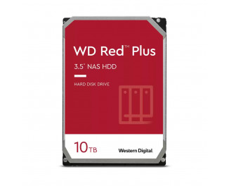 Жесткий диск 10 TB WD Red Plus NAS (WD101EFAX)