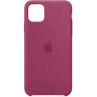Чехол для Apple iPhone 11  Silicone Case Pomegranate