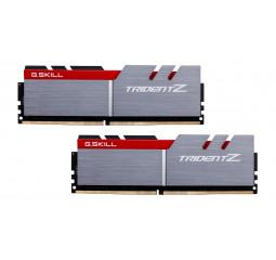 Оперативная память DDR4 32 Gb (3600 MHz) (Kit 16 Gb x 2) G.SKILL Trident Z RGB (F4-3600C17D-32GTZ)