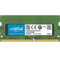 Память для ноутбука SO-DIMM DDR4 32 Gb (3200 MHz) Crucial (CT32G4SFD832A)