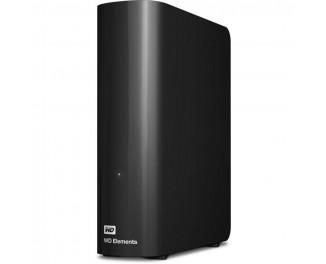 Внешний жесткий диск 14 TB WD Elements (WDBWLG0140HBK-EESN)