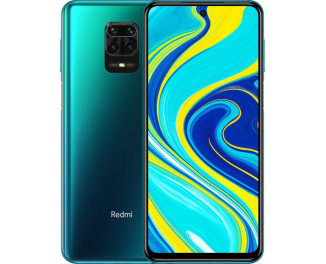 Смартфон Xiaomi Redmi Note 9S 4/64Gb Aurora Blue |Global|