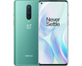 Смартфон OnePlus 8 12/256Gb Glacial Green (IN2010)