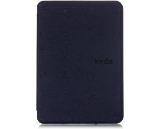 Обложка для электронной книги Amazon Kindle All-new 10th Gen.  Armor Leather Case Dark Blue