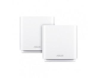Маршрутизатор ASUS ZenWiFi CT8 2PK White (CT8-2PK-WHITE)