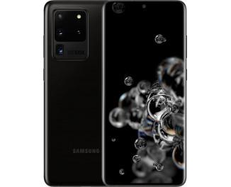 Смартфон Samsung Galaxy S20 Ultra 5G 12/128Gb Cosmic Black (SM-G988BZKDSEK)