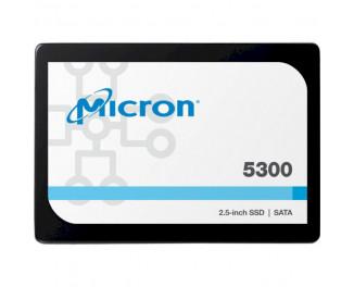 SSD накопитель 960Gb Micron 5300 Max (MTFDDAK960TDT-1AW1ZABYY)