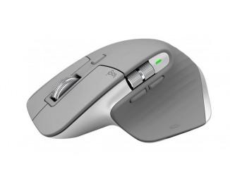 Мышь беспроводная Logitech MX Master 3 Mid Grey USB (910-005695)