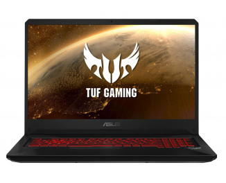 Ноутбук ASUS TUF Gaming FX705GM-EW192T Black