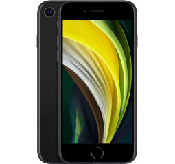 Смартфон Apple iPhone SE 2020 64 Gb Black (MX9R2)